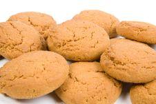 Free Oatmeal Cookies Stock Photos - 4542683