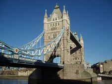 Free Tower Bridge Royalty Free Stock Photography - 4543837