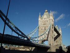 Free Tower Bridge Royalty Free Stock Photo - 4543845