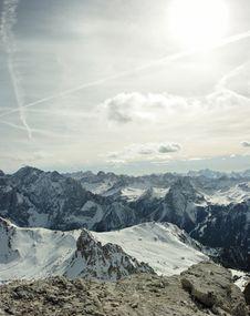 Free Dolomites Royalty Free Stock Image - 4543866