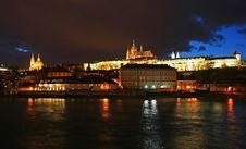 Free The Magnificent Prague Castle Stock Image - 4543871