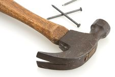 Free Vintage Hammer Royalty Free Stock Photos - 4544268