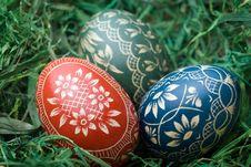 Free Easter Eggs. Stock Photo - 4544710