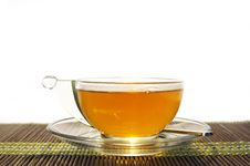 Free Transparent Cup Of Tea Stock Images - 4545734