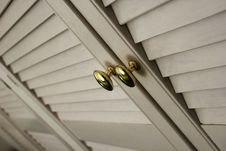 Free Door Knob Stock Photography - 4546102