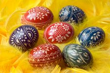 Free Easter Eggs. Stock Photos - 4547363