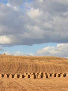 Free Autumn Farm Stock Image - 4547381