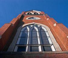Free Church Tower Royalty Free Stock Photos - 4547858