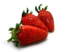 Free Strawberries Stock Photos - 4548373
