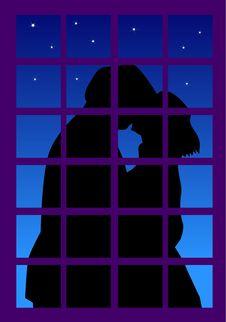 Free Kissing Stock Image - 4548541