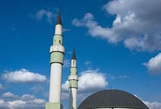 Free Mosque Royalty Free Stock Image - 4548976