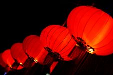 Free Red Latern Stock Photos - 4549743