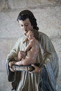 Free Holy Statue In Porto, Portugal Stock Photography - 4553742