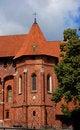 Free Malbork Castle Royalty Free Stock Photo - 4558825