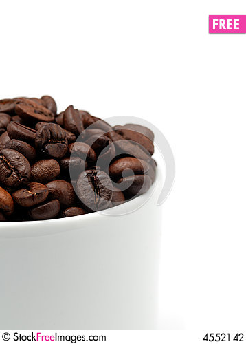 Free Cup Of Coffee Stock Photography - 4552142