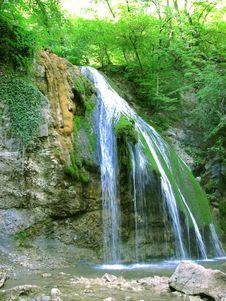 Free Beautiful Waterfall Stock Photo - 4550060