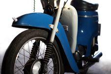 Free Vintage Motorcycle Stock Image - 4550261