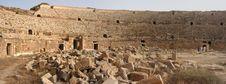 Free Leptis  Amphitheatre Stock Images - 4550554