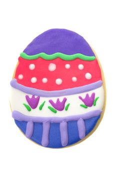 Easter Cookie Stock Image