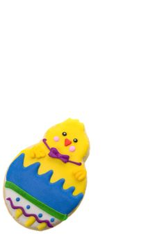 Easter Cookie Stock Photography