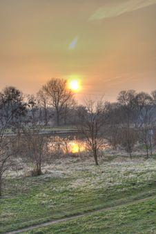 Free Sunset Landscape Stock Photo - 4551960