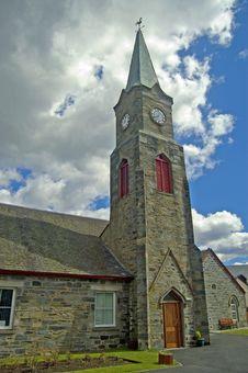 A Scottish Church Stock Photo