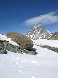 Free Matterhorn Stock Photography - 4553992