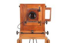 Free Obsolete Camera Close-up Stock Photos - 4554313