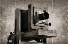 Free Retro Camera Stock Photography - 4554552