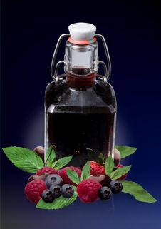 Free Bottle Stock Image - 4555381
