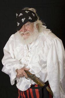 Free An Old Pirate Royalty Free Stock Photo - 4555665