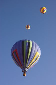 Free Taos Balloon Festival Royalty Free Stock Photo - 4555915