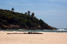 Free Green Island Stock Image - 4556191