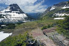 Free Beatiful Rockies Stock Image - 4556261