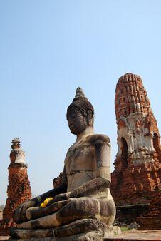 Ayutthaya (city) Stock Images