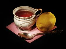 Free Cup Of Tea Royalty Free Stock Image - 4556356