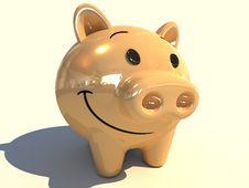 Free Piggy Bank Stock Image - 4556421