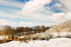 Free Mountain Of Snow Royalty Free Stock Photo - 4557355