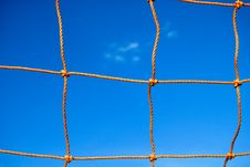 Free The Orange Net Stock Images - 4557364