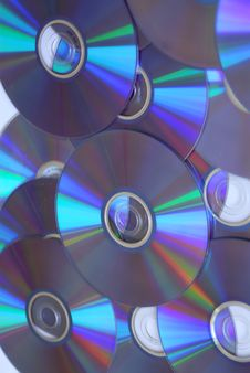 Free CD Stock Photos - 4557403