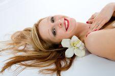 Free Attractive Woman Getting Spa Treatmen Stock Photo - 4557740