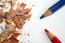 Free Colourful Pencil Royalty Free Stock Photos - 4558158