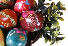 Free Colorful Easter Eggs Stock Photos - 4558643