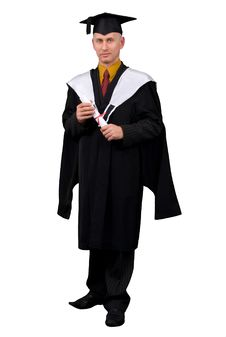 Free Happy Grad Stock Photography - 4558662
