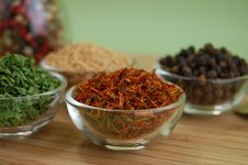 Free Dry Spices Stock Images - 4558874
