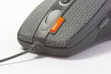 Optical Computer Mouse Stock Photos