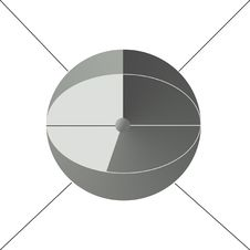 Free Sphere Royalty Free Stock Images - 4559109