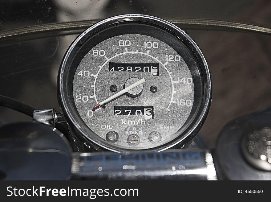 Bike Speedometer - Free Stock Images & Photos - 4550550