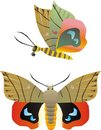 Free Vector Butterfly Royalty Free Stock Photo - 4567025