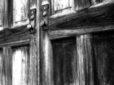 Free Old Door Royalty Free Stock Photos - 4560498